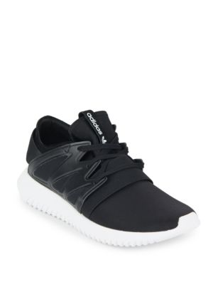 Women's Tubular Round-Toe Sneakers by Adidas