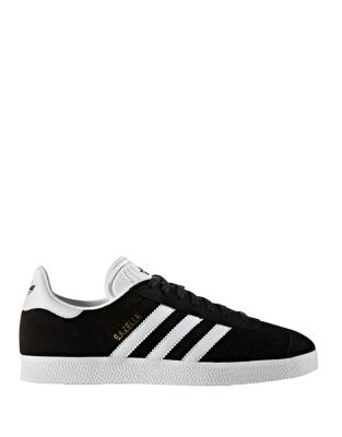 Women's Gazelle Leather Sneakers by Adidas