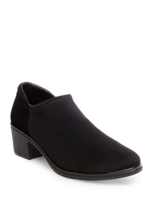 Pallmer Solid Booties by Steven by Steve Madden
