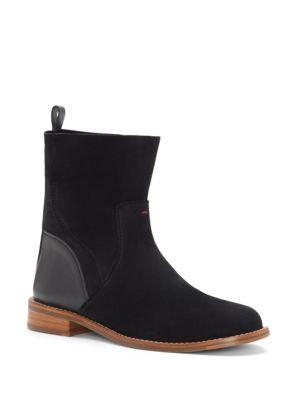 Buy Zayden Suede Ankle Boots by Ed Ellen Degeneres online