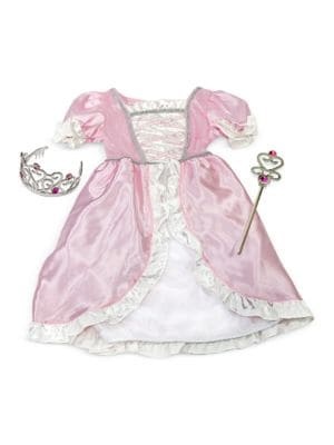 ThreePiece Princess Role Play Costume Set