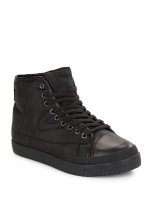 Bailey Waterproof Lace-Up Sneakers by Tretorn