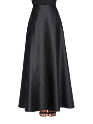 Ruffled Circle Skirt by Alex Evenings