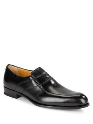 Lux Leather Slip-On Shoe...