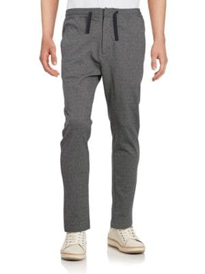 Jacquard Drawstring Dress Pants by Selected Homme