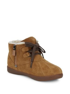 Boy's Payten Suede and...