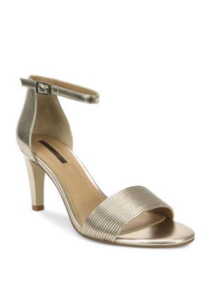 Novel Ankle-Strap Sandals by Tahari