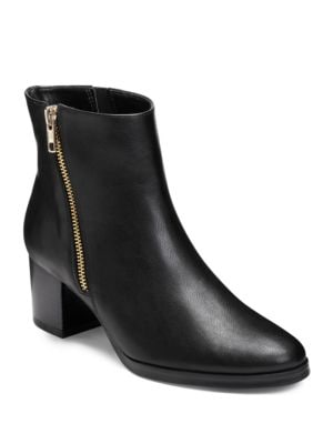 Boomerang Ankle Boots by Aerosoles