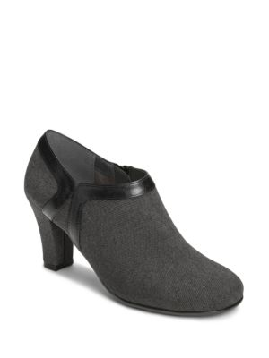 Day Strole Microsuede Shooties by Aerosoles