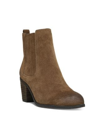 Lance Suede Booties by Sam Edelman
