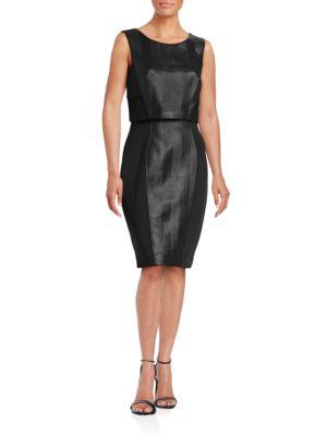 Textured Popover Dress by RACHEL Rachel Roy