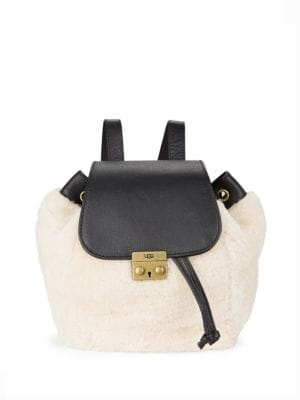 Nat Shearling Backpack by UGG