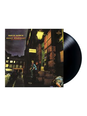 The Rise and Fall of Ziggy Stardust and the Spiders from Mars  David Bowie Vinyl LP Record