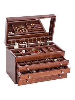 Jewelry Accessories Jewelry Watch Boxes lordandtaylorcom