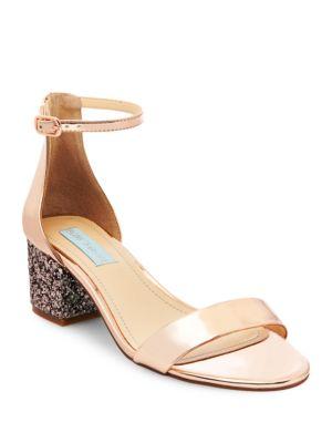 Jayce Two-Piece Dress Sandal by Betsey Johnson