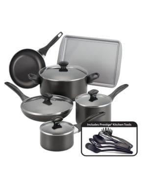 Dishwasher Safe Nonstick Cookware Set 15Piece