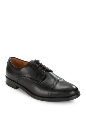 Morgfield Leather Oxfords...