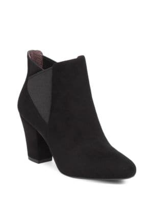 Dolan Microsuede Booties by BCBGeneration