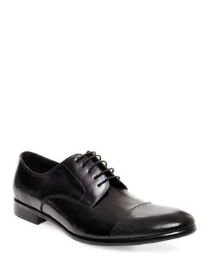 Pasage Leather Oxfords...