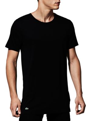 3-Pack Essentials Crew Neck Tee by Lacoste