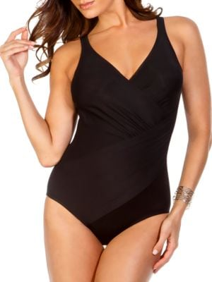 Must Have Oceanus One-Piece Swimsuit by Miraclesuit