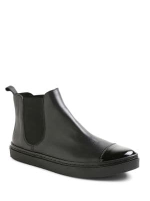 Dover Leather Slip On Sneakers by Andre Assous