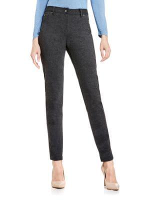 Ponte Hi-Rise Skinny Jeans 500047731237
