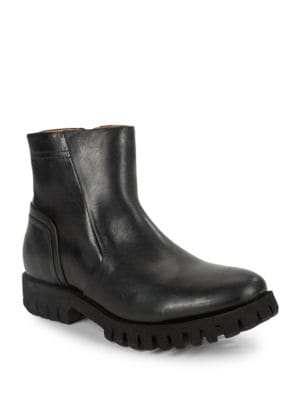 Sherlok Leather Boots by Diesel