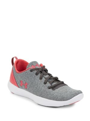 Street Precision Sport Low-Top Sneakers by Under Armour
