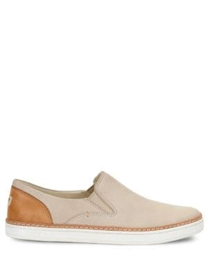Adley Nubuck Slip-On Sneakers by UGG