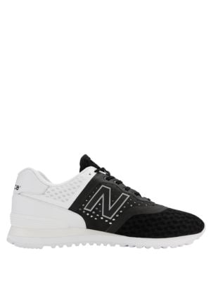 574 Mesh Lace-Up Sneakers by New Balance