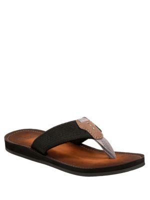 Lacono Beach Flip Flops by Clarks