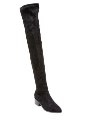 Gabriana Point Toe Over-The-Knee Boots by Steve Madden