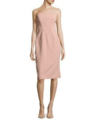 Strapless Harlow Sheath Dress by Jill Jill Stuart