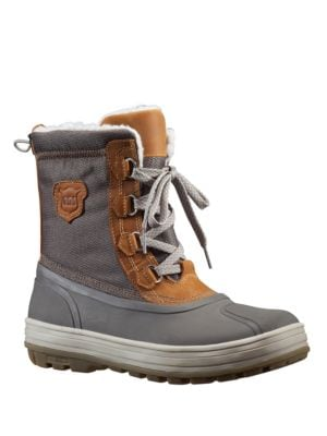 Framheim Leather Winter Boots by Helly Hansen