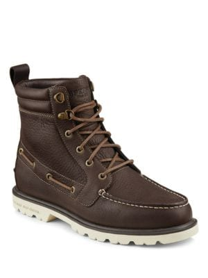 Authentic Original Lug Boots by Sperry