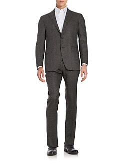 Men's Suits: Slim Fit, Wool & More | Lord & Taylor