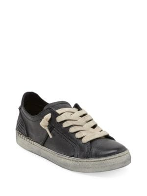 Zander Leather Sneakers by Dolce Vita
