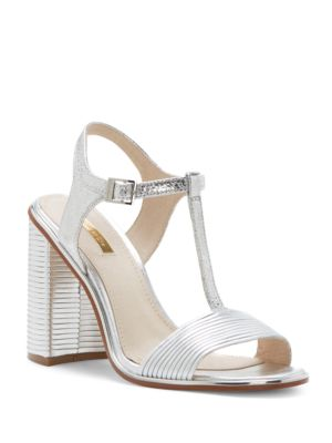Gabbin Leather Dress Sandals by Louise et Cie