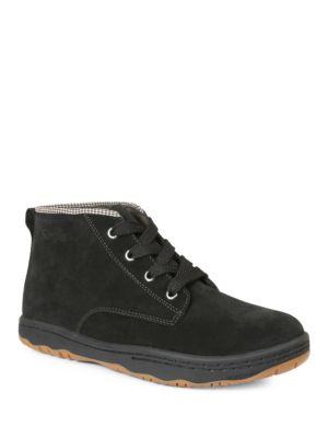 Barney-91 Leather Chukka...
