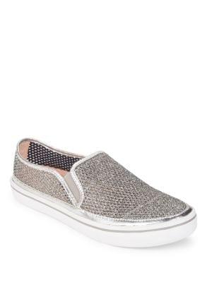 Sallie Glitter Slip-On Sneakers by Kate Spade New York