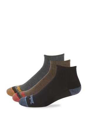 Pack of Four Ankle Socks...