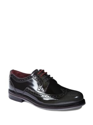Titanum Leather Brogue Shoes by Ted Baker London