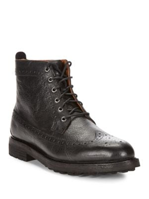 Nickson Oxford Boots by Polo Ralph Lauren