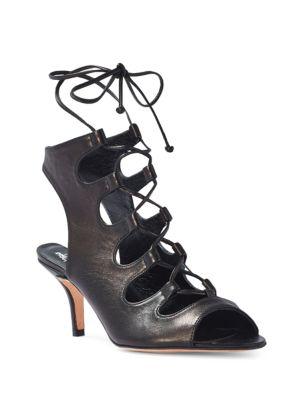 Tanna Crisscross Sandals by Delman