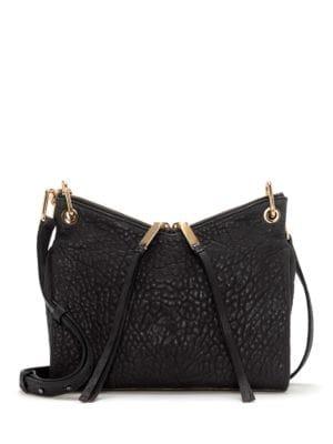 Avin Leather Shoulder Bag by Vince Camuto