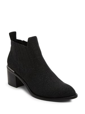 Percy Leather Booties by Dolce Vita