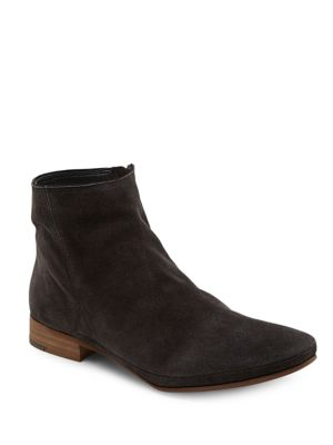 Taj Suede Ankle Boots by Dolce Vita
