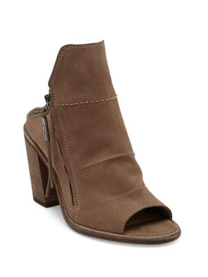 Lennox Leather Ankle Boots by Dolce Vita