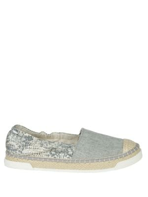 Laurel Reef Slip-On Espadrilles by Sperry